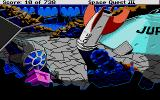 Space Quest III: The Pirates of Pestulon Atari ST Roger changes colours in the shade!