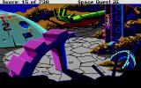 Space Quest III: The Pirates of Pestulon Atari ST Going up!