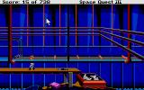 Space Quest III: The Pirates of Pestulon Atari ST I've got to get off this conveyor belt