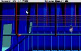 Space Quest III: The Pirates of Pestulon Atari ST Look out, coming through!