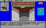 Déjà Vu: A Nightmare Comes True!! Atari ST Such humanitarians!  Don't they know the first rule of adventure gaming: pick up everything that's not nailed down?