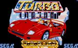 Turbo Out Run Atari ST Title screen