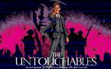 The Untouchables Atari ST Title screen