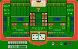 Trump Castle: The Ultimate Casino Gambling Simulation Atari ST Craps