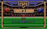 TV Sports: Football Atari ST Tonight's game