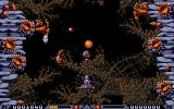 Xenon 2: Megablast Atari ST Shots fly everywhere