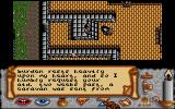 Times of Lore Atari ST Just woke up and already my first quest!