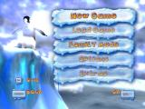 Happy Feet Windows Loading options - Family Mode allows two-player missions