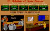 Santa Paravia and Fiumaccio Atari ST Phase 1: the grain and real estate speculation
