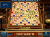 Scrabble Complete Windows Bingo mini-game: use all of the tiles to place a word on the board