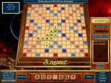Scrabble Complete Windows When a word looks suspicious, the player can see a definition