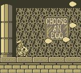 Adventure Island II Game Boy Egg Bonus