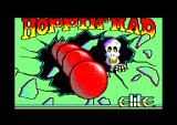 Hoppin' Mad Amstrad CPC Title