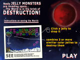 Planet of the Jellies Windows Instructions and story