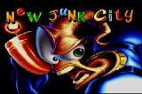 Earthworm Jim Game Boy Advance First scenario screen