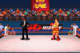 Ready 2 Rumble Boxing: Round 2 Game Boy Advance The fighters are introduced before the match starts.