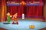 Ready 2 Rumble Boxing: Round 2 Game Boy Advance A different backdrop, I've just powered up my first RUMBLE level.