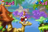 Rayman Game Boy Advance Rayman acting funny.