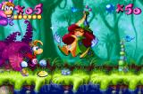 Rayman Game Boy Advance A first power has been earned; Rayman can now punch objects and opponents.