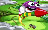 Putt-Putt Goes to the Moon DOS Putt-Putt is off on a wild ride into space.