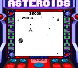 Arcade Classic 1: Asteroids / Missile Command Game Boy Asteroids Game Play (Super Game Boy)
