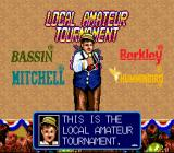 Bassin's Black Bass SNES Announcer