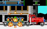 Beast Busters Amiga Section 3, very tough mid section boss