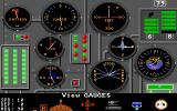 Silent Service Amiga Viewing gauges