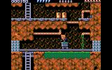 Rick Dangerous 2 DOS The Atomic Mud Mines (VGA)