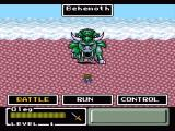 Final Fantasy: Mystic Quest SNES This typical Final Fantasy monster usually appears in the end stages of the game... well, not here