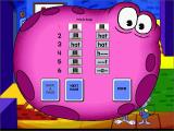 Reader Rabbit's Reading 1 Windows These screens allowes the player to adjust levels separately for each activity