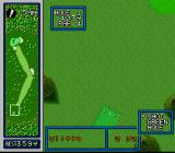 Hole in One SNES With all our options configured, it's time to tee off on the first hole!