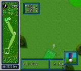 Hole in One SNES More options: you can adjust your stance to draw or fade your shots.