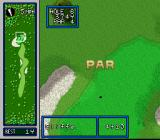 Hole in One SNES Not the most prolific score in golf, but I'll take it! (For the record, in the taking of these screenshots, I did not once finish a hole below par)