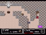 Final Fantasy: Mystic Quest SNES In the Bone Dungeon