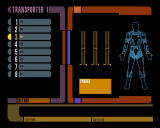 Star Trek: Voyager - Elite Force Expansion Pack Windows Transporter controls