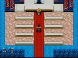 The 7th Saga SNES In a church