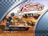 Classic British Motor Racing Windows Main menu