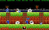 Ghosts 'N Goblins DOS Big Tongue