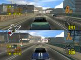 Classic British Motor Racing Windows The two players mode.
