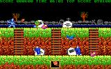Ghosts 'N Goblins DOS Closed Mouth - Fire