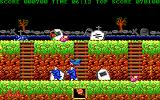Ghosts 'N Goblins DOS Look That Amount of Bones - Game Over