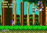Sonic & Knuckles Genesis First Level Boss
