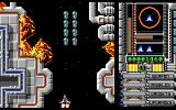OverKill DOS Green ball... It's probably the most original design for spaceship...