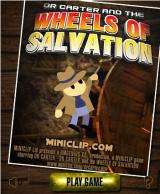 Dr Carter and the Wheels of Salvation Browser Title screen