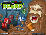 Castle Crashing: The Beard Browser Title screen