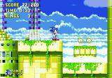 Sonic & Knuckles Genesis Hidden Palace