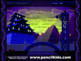 Bowja the Ninja 2: In Bigman's Compound Browser Climbing a defense tower