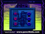 Bowja the Ninja 2: In Bigman's Compound Browser Another puzzle sequence
