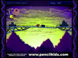 Bowja the Ninja 2: In Bigman's Compound Browser Chased by a helicopter.